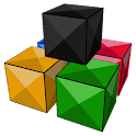 Nexus Cube - Live Wallpaper icon
