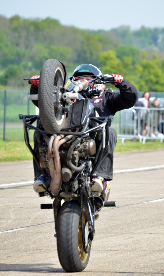 Easy Rider by Steven Carpenter - News & Events Sports