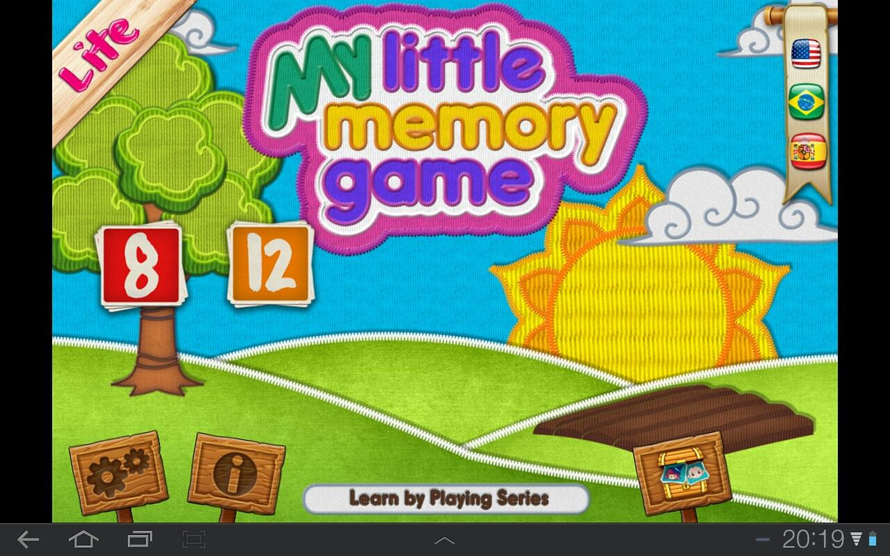 My Little Memory Game Lite - screenshot