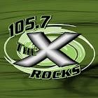 105.7 The X icon