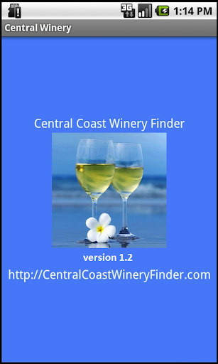 Central Coast Winery Finder