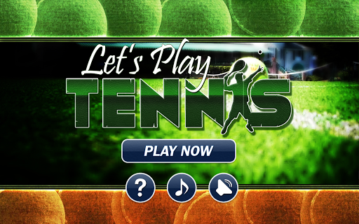 Lets Play Tennis 3D