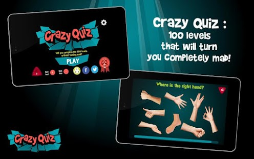 Crazy Quiz- screenshot thumbnail