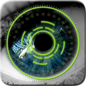 Eye Retina Lock Screen PRO icon
