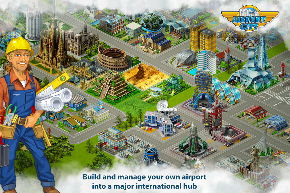 Airport City - screenshot