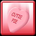 Valentine Candy LWP logo