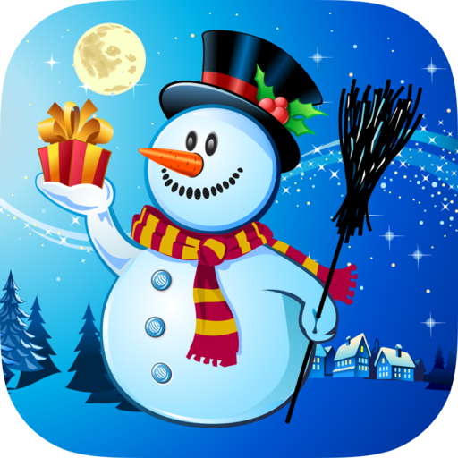 Kids Christmas Color Scratch☃ 休閒 App LOGO-硬是要APP