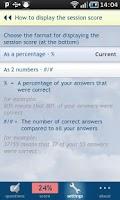 Screenshot of ExamTrainer