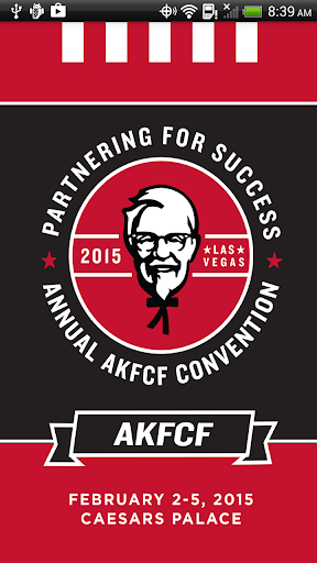 AKFCF 2015 Annual Convention