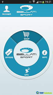 Bellatisport- screenshot thumbnail
