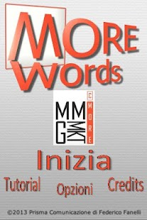 MORE Words Italia- screenshot thumbnail
