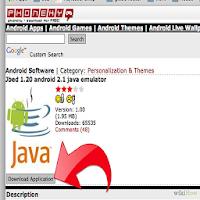 Java on Android 1.0