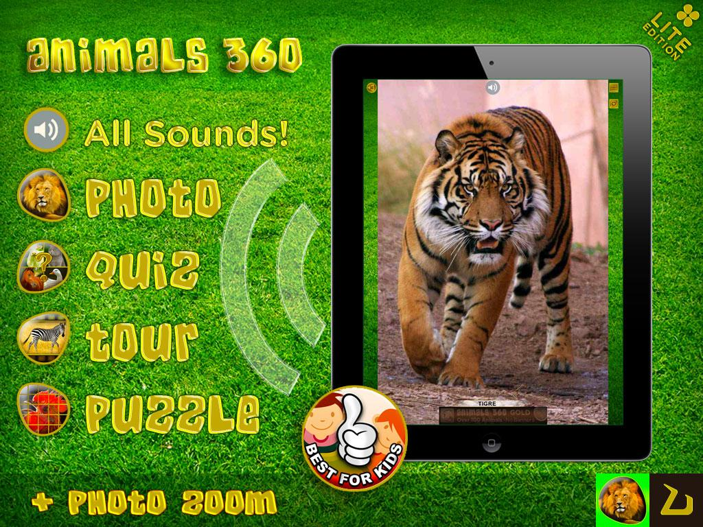 Animals 360- screenshot