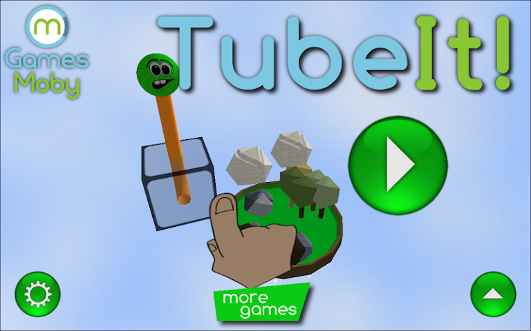 Screenshots for TubeIt 3D Pipe Gravity Maze