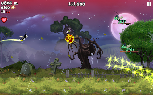 Firefly Runner Screenshot 34