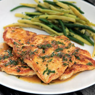 Thomas Keller's Chicken Breasts with Tarragon.