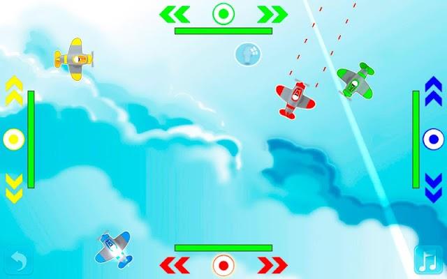 War Planes Multiplayer Free - screenshot