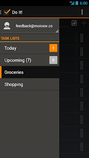 Do It! Lite: ToDo & Tasks List - screenshot thumbnail