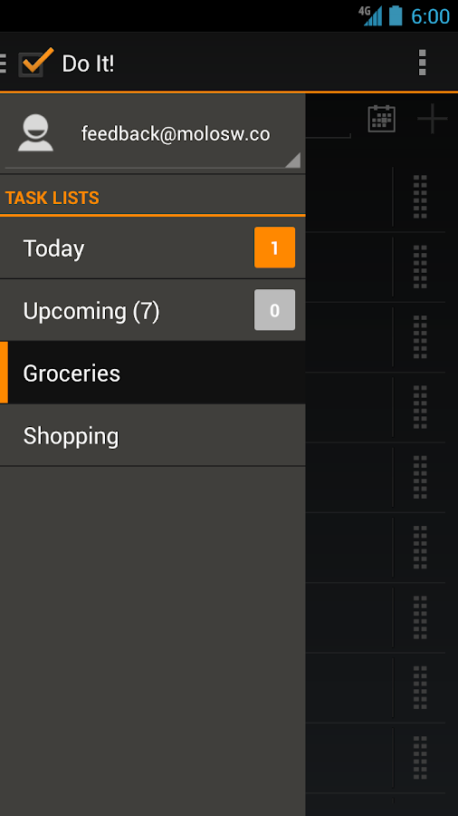 Do It! Lite: ToDo & Tasks List- screenshot