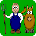 Farm Animals Free logo