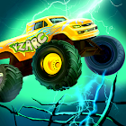 Mad Truck 2 -- physics monster truck hit zombie icon