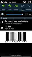 Screenshot of Barcode Master - Quick Scanner