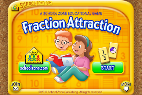 Fraction Attraction- screenshot thumbnail