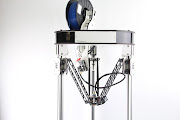 SeeMeCNC Rostock MAX v2 3D Printer Kit - Complete Kit