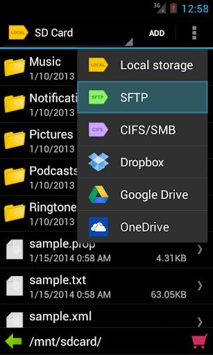 文件管理器 - Folder Tag