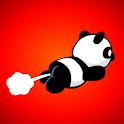 Farting Panda - Farting action