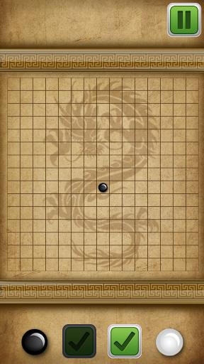 连珠五子棋