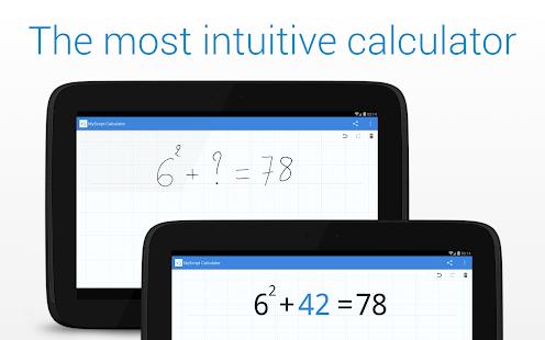 MyScript Calculator Screenshot 18
