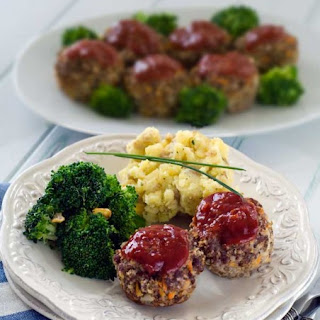 Carol's Mini-Meatloafs and Simply…Gluten-Free Quick Meals.