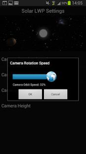 玩個人化App|Solar System Live Wallpaper免費|APP試玩