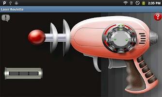 Screenshot of Laser Roulette