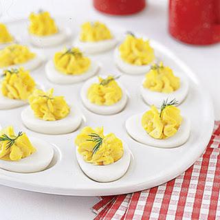 Declaration of Independence Deviled Eggs