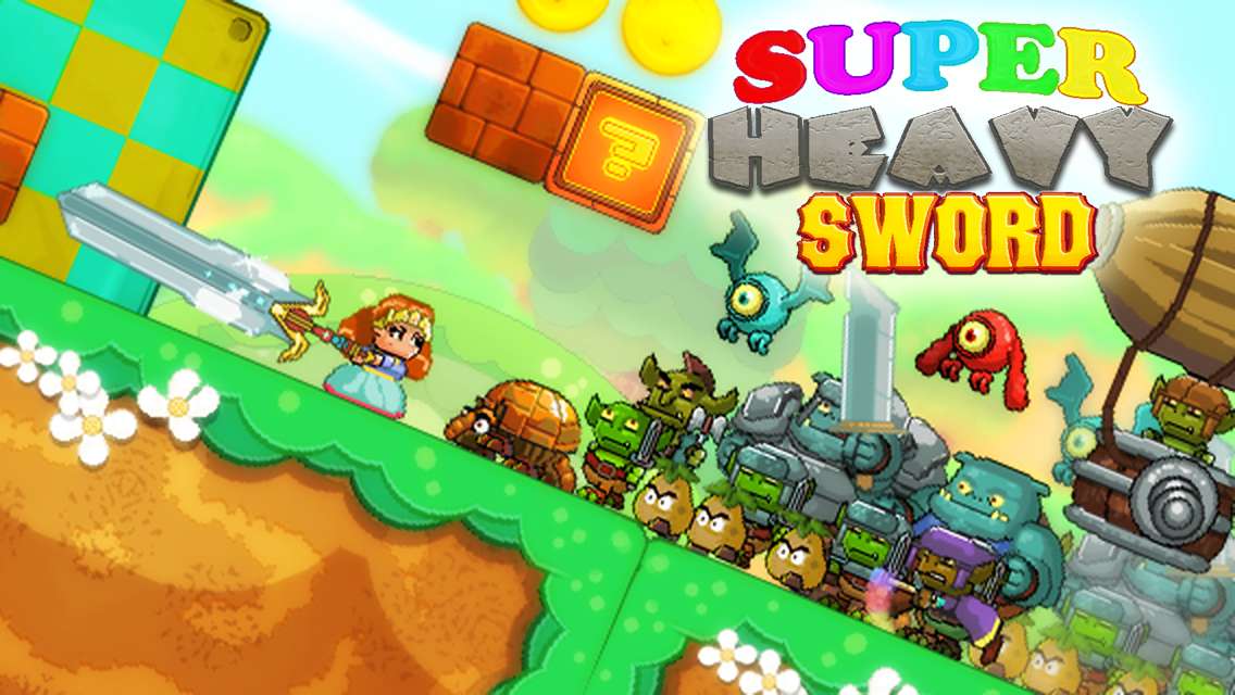 Super Heavy Sword- screenshot