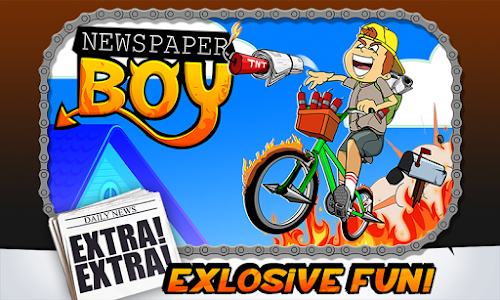 Newspaper Boy Saga v1.0.8