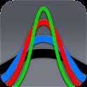 Mobile Statistics Professor logo