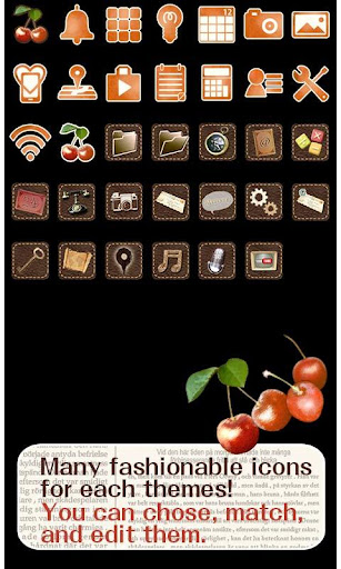 Cute Theme-Print Cherry- 1.0 Windows u7528 4