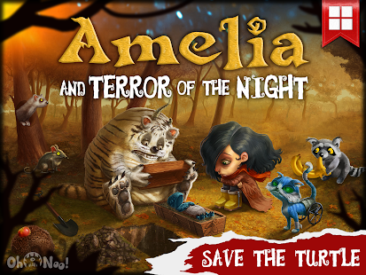Amelia - Kids Story Book: Learn to Read- screenshot thumbnail