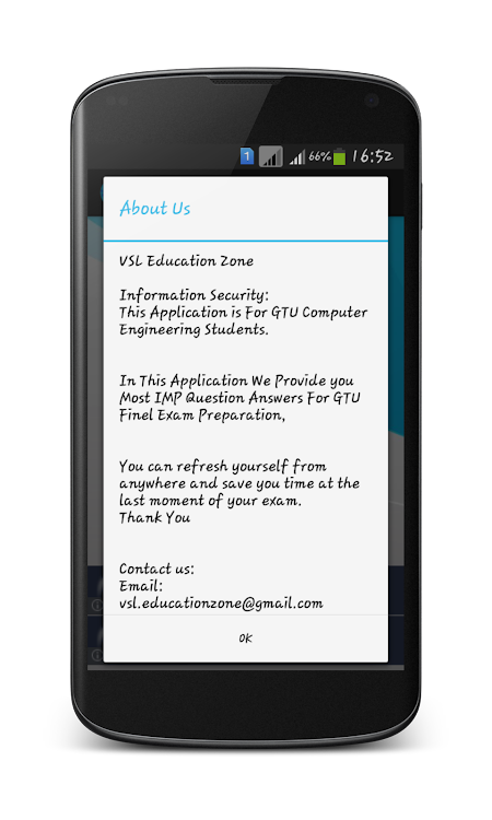 Information Security(GTU) – (Android Apps) — AppAgg
