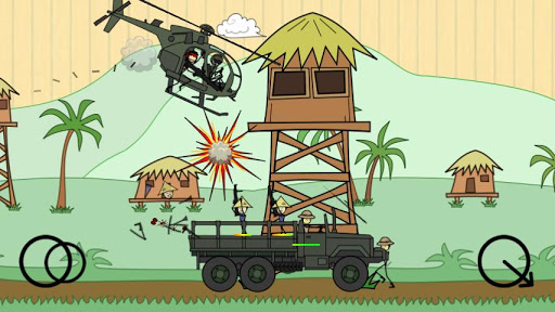 Doodle Army Boot Camp 1.4 Screenshots 2