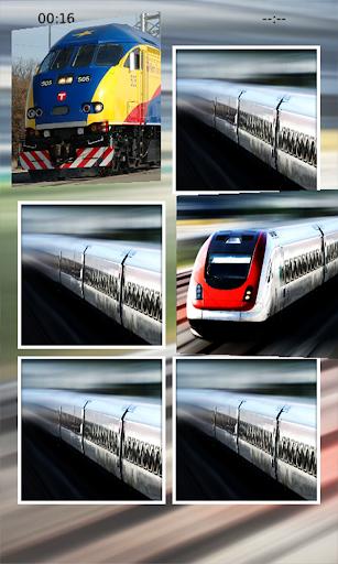 【免費解謎App】Super Modern Train Memory-APP點子