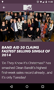 MTV News- screenshot thumbnail
