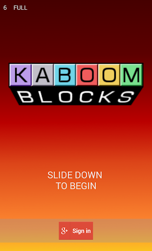 Kaboom Blocks