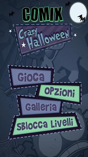 Comix Crazy Halloween
