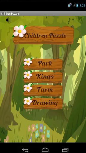 Children Puzzle Jigsaws
