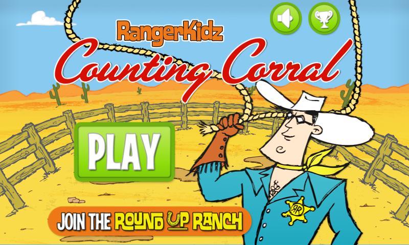 RangerKidz CountingCorral Lite- screenshot