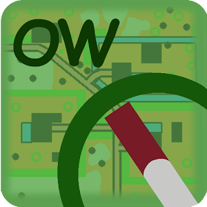 Orienteering way for PC and MAC